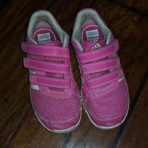 Girls Adidas sneakers